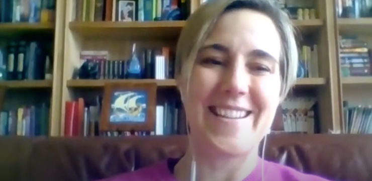 Interview With Dr. Stefanie Simmons